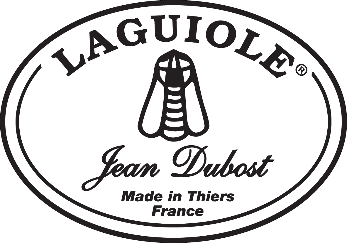 LOGO LAGUIOLE JEAN DUBOST Made in Thiers France